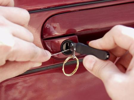 How to Pick a Lock With a Hairpin Lock With Hairpin