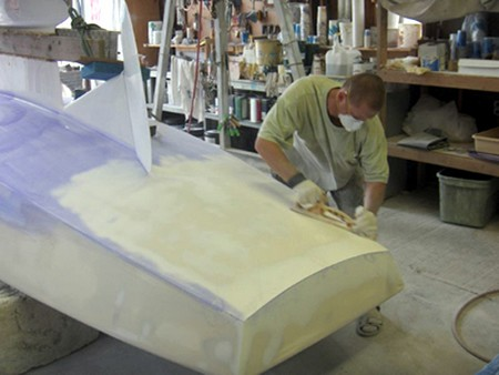 How to Repair a Fiberglass Hull on a Boat Repair Fiberglass Hull