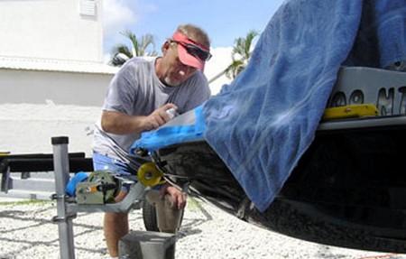 How to Repair Fiberglass Repair Fiberglass