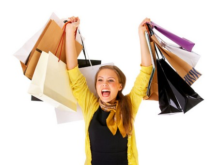 How to Be a Savvy Consumer  Shopping Woman