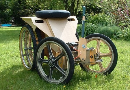 How to Build a Wooden Go Cart Wooden Go Cart 5