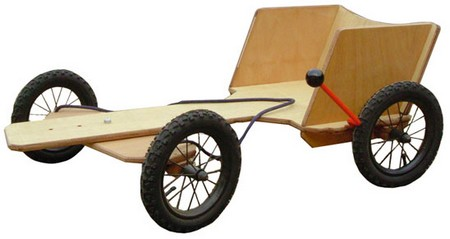 How to Build a Wooden Go Cart Wooden Go Cart
