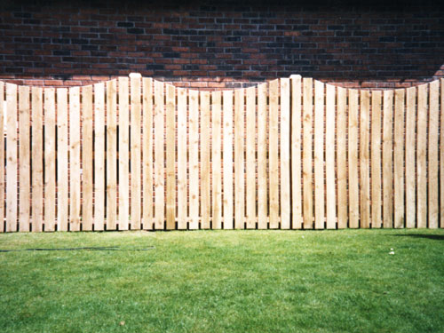 How to Build a Wooden Fence wooden fence