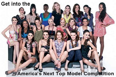 How to Get into the Americas Next Top Model Competition America's Next Top Model Competition1