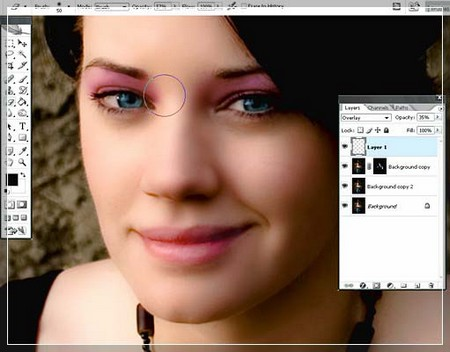 How to Apply Makeup in Photoshop Apply Makeup in Photoshop