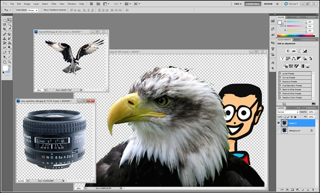 How to Clean Up Backgrounds in Photoshop Backgrounds in Photoshop
