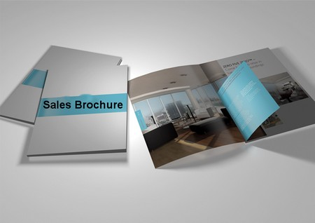 How to Create a Sales Brochure Create a Sales Brochure1