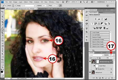 How to Create Selective Focusing Effect in Photoshop Focusing Effect in Photoshop