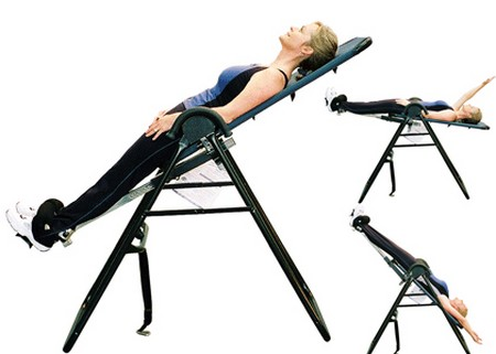 How to Use an Inversion Table Inversion Table1