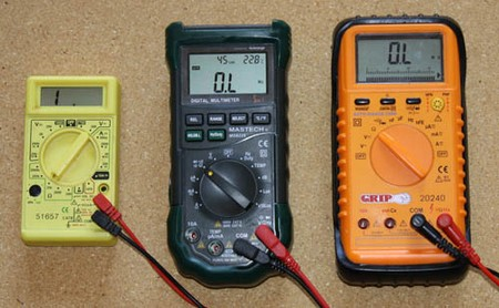 How to Use a Multimeter Multimeter1