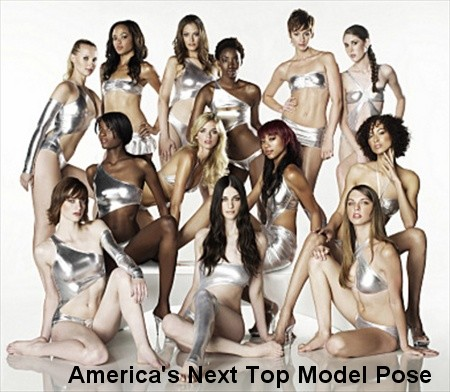How to Strike an Americas Next Top Model Pose Strike an Americas Next Top Model Pose1