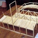How to Build a Popsicle Stick Bridge