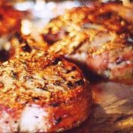 How to Cook Boneless Pork Chops on the George Foreman Grill