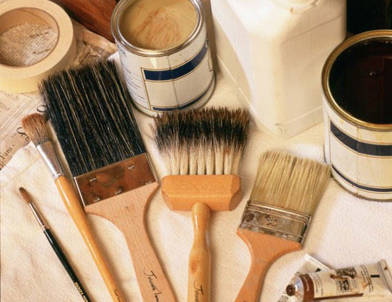 How To Paint Your Tile Floor With Acrylic Floor Paints
