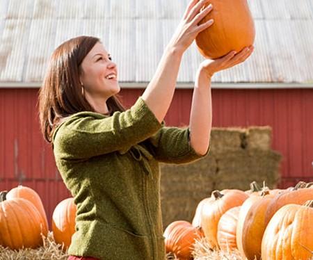 How to Use Fresh Pumpkin for an Anti Aging Facial Use Fresh Pumpkin