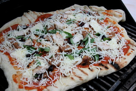How to Cook Pizza on a Grill how to cook pizza on a grill