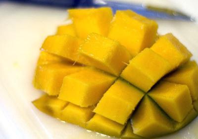 How to Cut a Mango how to cut a mango