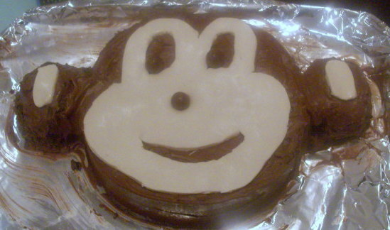 How to Make a Monkey Cake how to make a monkey cake