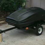 How to Make a Motorcycle Trailer Hitch