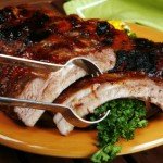 How to Grill Pork Ribs