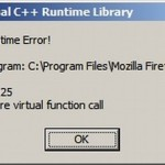 How to Fix a Computer with Runtime Error
