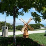 How to Make a Wooden Windmill