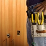 How to Repair Paneling and Wallpaper
