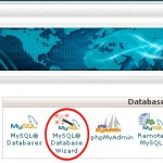 How to Create a My SQL Database with MySQL Database Wizard