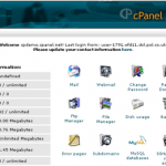 How to Add a Clock Box to Your Website through cPanel