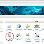 How to Create a Mailing List in Cpanel