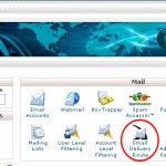 How to Use Email Delivery Route in Cpanel