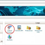 How to View the Latest Visitors to Your Website in Cpanel