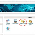 How to View Webalizer Stats in a Cpanel