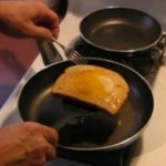 How to Make Egg in the Hole