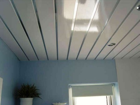 Best bathroom ceiling covering options