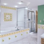 How to Install Ceramic Tile in your Bathroom