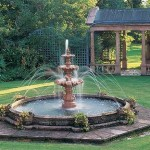 How to Build a Fountain in your Garden