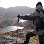 How to Cross the Bogs while Hill Walking