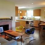 How to do up Small Spaces in your Home - living with children