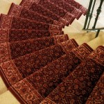 How to lay the Stair Carpet
