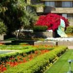 How to Design a Long Formal Garden