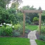 How to Design a Long Narrow Garden