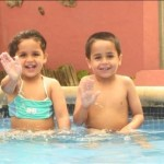 How to Build Confidence in Your Children by giving them Swimming Lessons