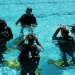 How to Share the Air While Scuba Diving