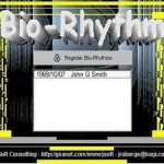 How to Calculate BioRhythms