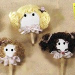 How to Make Mop Head Dolls