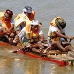 How to Make a River Cane Raft