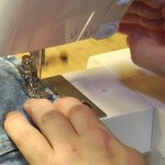 How to Sew a Patch on Your Jeans