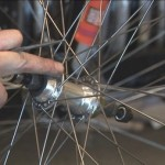 How to Glue a Bicycle Spoke