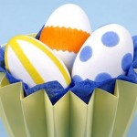 How to Design Eggs for Easter with Organic Components